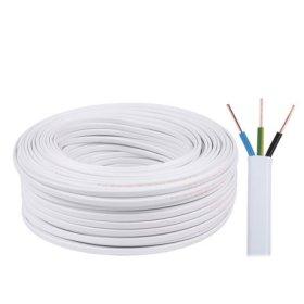 Instaliacinis kabelis LIETKABELIS YDY P 300/500V 3*2,5 (BVV-P) plokšč. monol.(rul 100m)