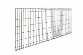 Tvoros segmentas HERVIN GARDEN, dažytas, cinkuotas, žalias, akutė 200 x 50 mm., 2,50 x 1,20 m., vielos skersmuo 4 mm.