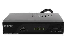 Televizoriaus imtuvas su skaitmeniniu priedėliu TV STAR T2 525/526/538 HD USB PVR