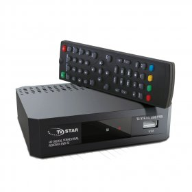TV imtuvas eSTAR T2 516 HD USB PVR