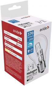Halogeninė lempa AVIDE AT-0355