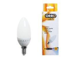 LED lempa ORRO 52019 3W, E14, SMD, Candle, 210 lm, N