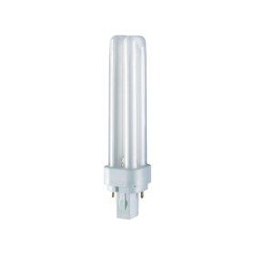 Energiją taupanti lempa OSRAM  18W/840 G24d-2, N