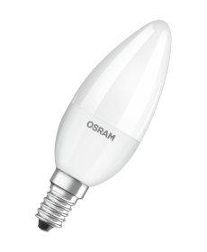 LED Lempa OSRAM PARATHOM 5,5W, E14, 220-240V, 2700K, dimeriuojama, matinė, žvakė, atitinka 40W lemputę