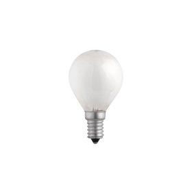 Kaitrinė lempa ISKRA 557020 60 W, E14, 230 V, burbuliukas, matinis,