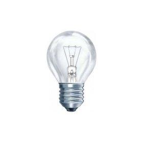 Kaitrinė lempa ISKRA 60 W, E27, burbuliukas, skaidrus