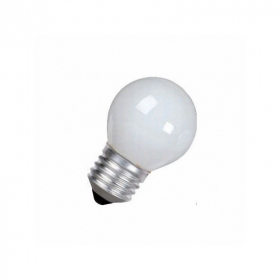 Kaitrinė lempa ISKRA  60W, E27, 230V, burbuliukas, matinis