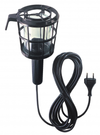 Pernešamas šviestuvas BRENNENSTUHL H05RN-F, 60 W, E27, 5m, 2x0,75, 230V, 1176420