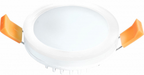 Montuojamas šviestuvas ORRO MPL-18W-R, LED 18 W, 220-240 V, 1450 lm, 3000 K, 30.000 h, apvalus, baltas, A171090016