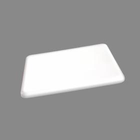 Montuojamas šviestuvas panelė TOPE RONDA IK08, įleidžiama, LED 30W, 3000K, IP65, 2051 lm, pjaunama skylė 195 mm, be rėmelio, kvadratinė, baltos sp., 217x217x25 mm, 6003000040, garantija 3m.