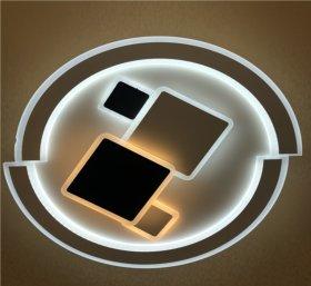 Lubinis LED šviestuvas BALTIK GAISMA MX5992/500 WT DIM
