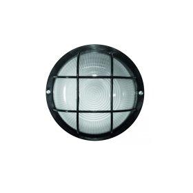 Specialiųjų patalpų šviestuvas ORRO TLWTR-58, IP54, E27, 60 W, apvalus, baltos spalvos, A1713900010, N