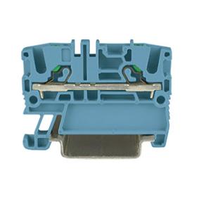 Rinklė CABUR EFC200BL, nulinė, 2,5 mm, mėlynos spalvos