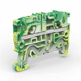 Rinklė CABUR EFCE200, įžeminimo, 2,5 mm, geltonos/žalios spalvos