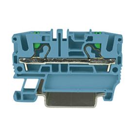 Rinklė CABUR EFC400BL, nulinė, 4 mm, mėlynos spalvos
