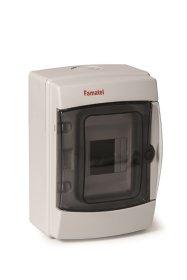 Automatinių jungiklių skydelis FAMATEL 3904-TTB AQUA