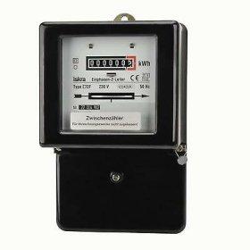 Elektros skaitiklis 40740, vienfazis, 1F10-40A 230V