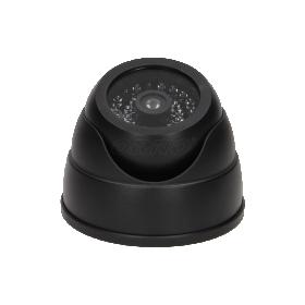 Stebėjimo kameros imitacija ORNO OR-AK-1205, vidaus naudojimui, su mirksinčiu LED,  3 x 1,5V AAA