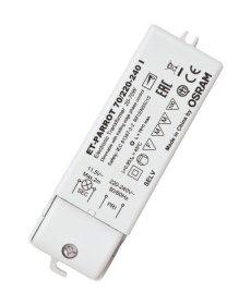 Transformatorius OSRAM  12V ET-Parrot 70/220-240 I VS50, L02-ET70