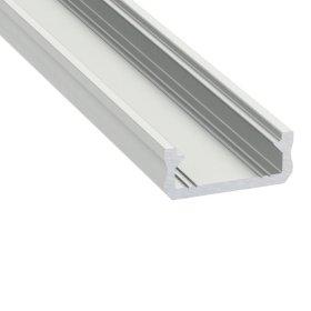 Profilis LED juostoms  LUM-D2-SUR 2,02 m, tipas D