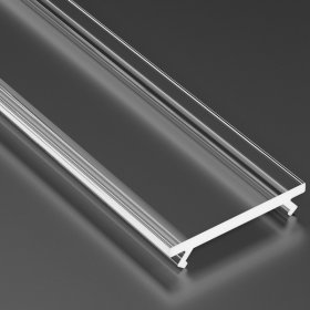 Dangtelis LED profiliams LUMINES LUM-K2020-PMMA