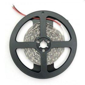 Šviesos diodų juosta AVIDE, LED 5 m, 4,8 W / m, IP20, 6400K, 12V, 120 laipsnių, 300 lm / m, 25.000 val., SMD2835