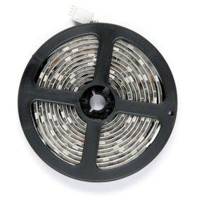 Šviesos diodų juosta AVIDE, LED 5 m, 14,4 W / m, IP20, 6000K, 12V, 120 laipsnių, 780 lm / m, 25.000 val., SMD5050