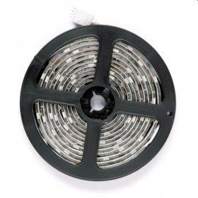 Šviesos diodų juosta AVIDE, LED 5 m, 7,2 W / m, IP65, RGB, 12V, 120 laipsnių, 330 lm / m, 25.000 val., SMD5050