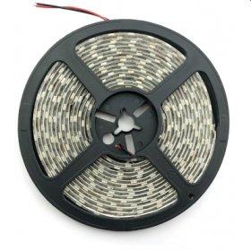 Šviesos diodų juosta AVIDE, LED 5 m, 24 W / m, IP65, 3000K, 12V, 120 laipsnių, 2640 lm / m, 25.000 val., SMD2835