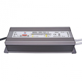 LED transformatorius AVIDE HRW-12V200W
