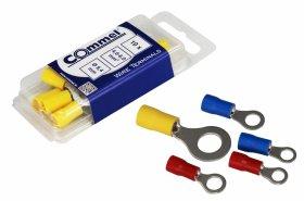 Laido antgalis COMMEL 365-881, 0,5-1,5 mm, kilpos skersmuo 4,3 mm, 25 vnt.