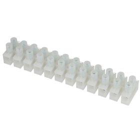 Kontaktinė kaladėlė FTG KL1216N, 12 x 16 mm², žalvarinė šynelė, nedegi