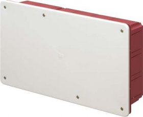 Montažinė dėžutė EC350C5, 160 x 130 x 70 mm, p/t, su dangteliu