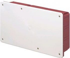 Montažinė dėžutė EC350C7, 294 x 152 x 70 mm, p/t, su dangteliu