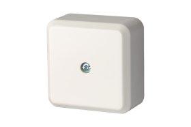 Paskirstymo dėžutė LIREGUS PMD, paviršinė, 60 x 60 mm, baltos spalvos, 60x60B