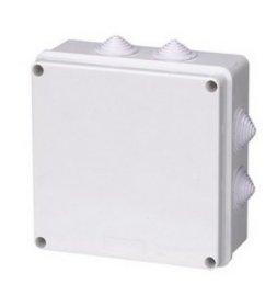 Paskirstymo dėžutė SASSIN, paviršinė, 100 x 100 x 70 mm, IP44, 02242