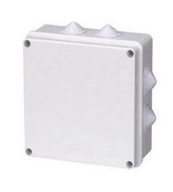 Paskirstymo dėžutė SASSIN, paviršinė, 150 x 150 x 70 mm, IP44 02243