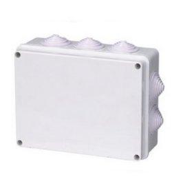 Paskirstymo dėžutė SASSIN, paviršinė, 150 x 110 x 70 mm, IP44, 02248