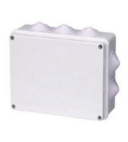 Paskirstymo dėžutė SASSIN, paviršinė, 200 x 155 x 80 mm, IP44 02245