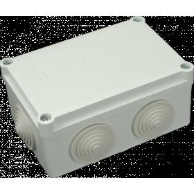 Paskirstymo dėžutė SEZ, paviršinė, 120 x 80 x 50 mm, guma, IP55