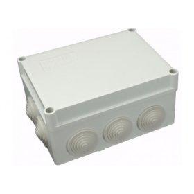 Paskirstymo dėžutė SEZ, paviršinė, 150 x 110 x 70 mm, guma, IP55