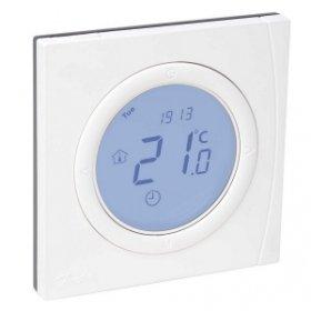 Patalpos termostatas, DANFOSS BasicPlus2 WT-P, programuojamas, potinkinis, 088U0625
