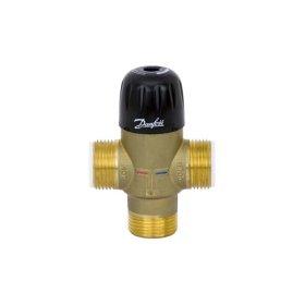 Pamaišymo vožtuvas, DANFOSS TVM-W DN20, karšto vanens, bronzinis,  Kvs 2.1, 35 -70 °C, 003Z3145