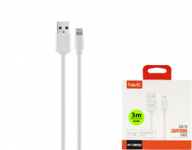 USB-Apple laidas HAVIT M.CUBE 8502