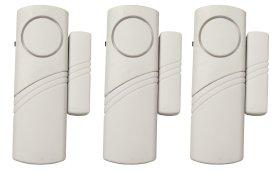 Durų ir langų aliarmas ELECTRALINE, 1 x AA, 3 vnt., 58401