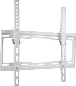 Televizoriaus laikiklis DELTACO ARM-521, TV 32-55 colių, pakreipiamas 14°, iki 35 kg, nuo 75 x 75 iki 400 x 400 mm, 5 metų garantija