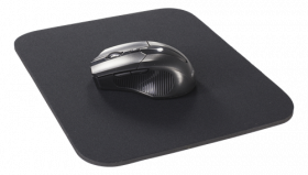 Pelės kilimėlis DELTACO KB-1S, juodos spalvos