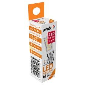 LED lempa AVIDE 4,5W (=40W), E14 JD, NW, 4000K, 220-240V, 410 lm, 220°, 25.000 val