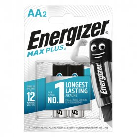 Maitinimo elementai ENERGIZER MAX PLUS