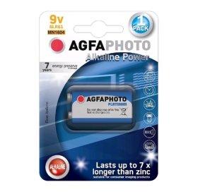 Maitinimo elementai AGFAPHOTO 1 vnt. 9 V ,